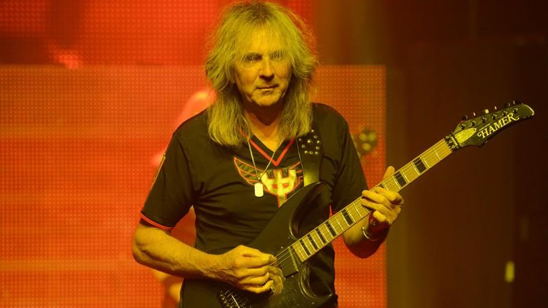Judas Priest to Set Out On Tour Sans Glenn Tipton