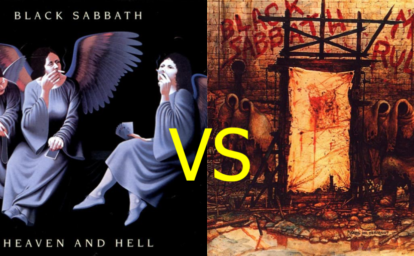 black sabbath 39 s 39 heaven hell 39 vs 39 the mob rules 39. Black Bedroom Furniture Sets. Home Design Ideas