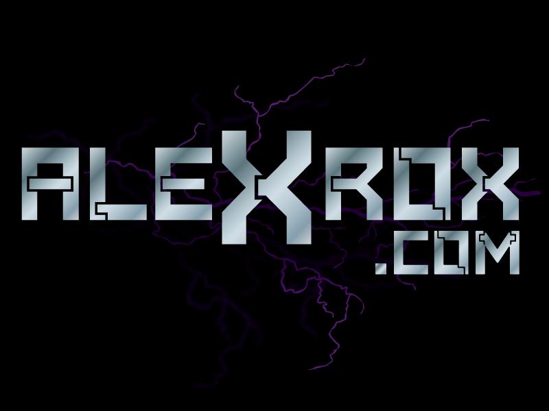 AlexRox.com Logo