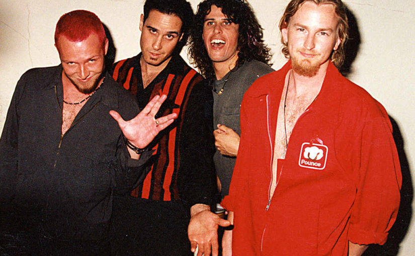 Rock/Metal Anniversary – 25 Years of Stone Temple Pilots' 'Core'