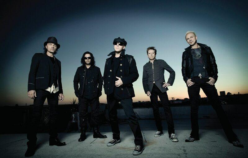 Scorpions!!  CHANGE YOUR CONCERT SET!!