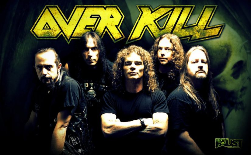 Overkill – 'The Grinding Wheel' Album Review