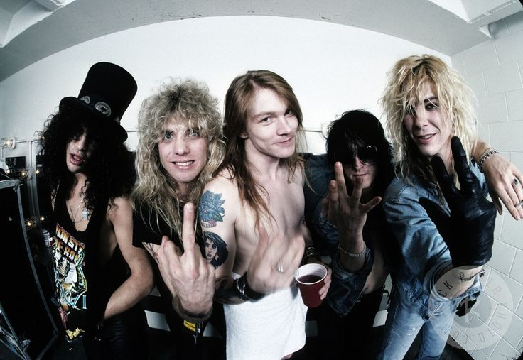 Metal Anniversary – 30 Years of 'Appetite For Destruction'