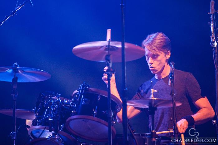 Matt Cameron Soundgarden/Pearl Jam Drummer to Release New Solo Album 'Cavedweller'.