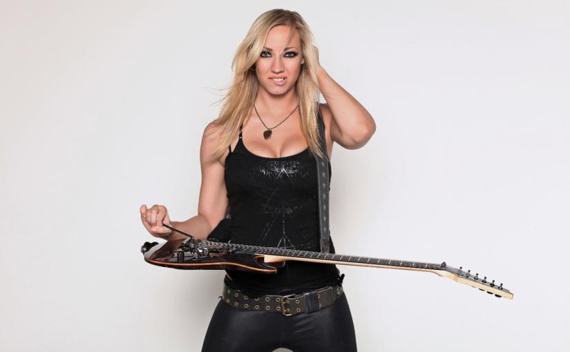 The Ladies of Metal – Nita Strauss