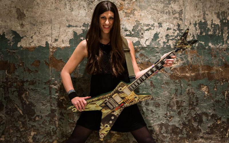 Metal Frontwoman Danica Roem Elected to House of Delegates Seat in Virginia