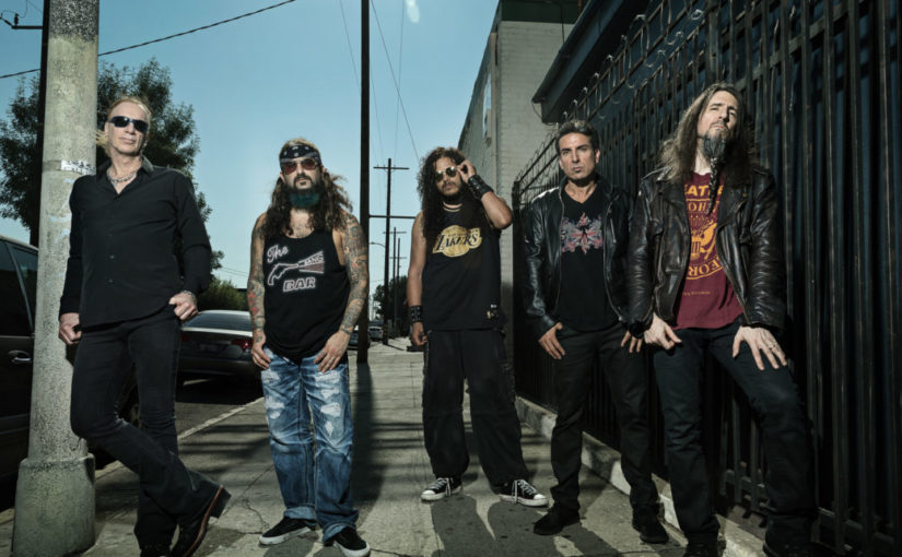 Sons of Apollo – 'Psychotic Symphony' album drop.  Hopefully not the only one..