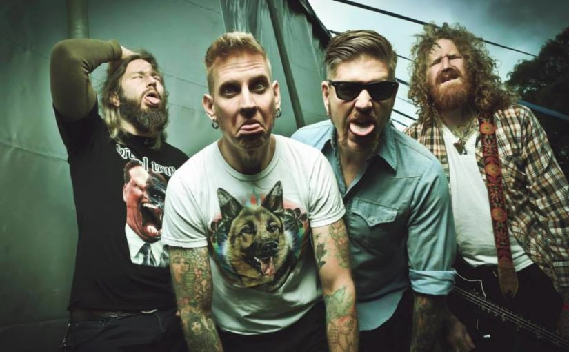 2017 Has Been Meh for Heavy Music –  Exception Mastodon!!