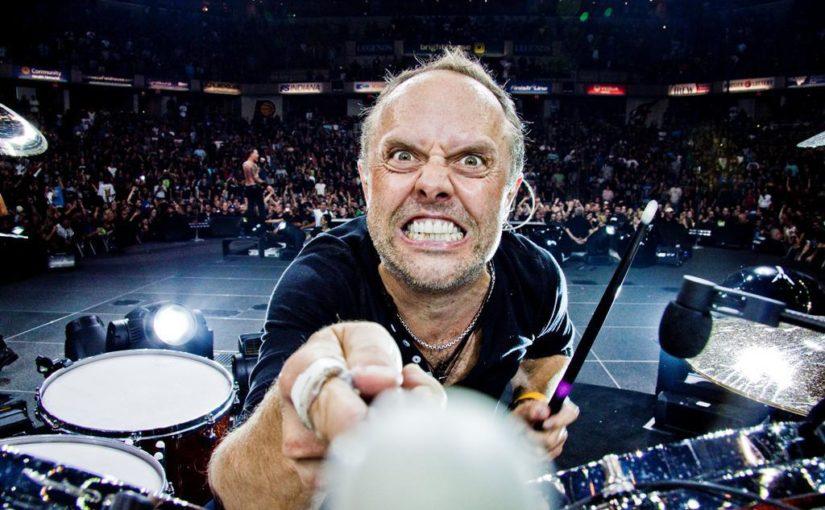 In Defense Of…Lars Ulrich's Drumming
