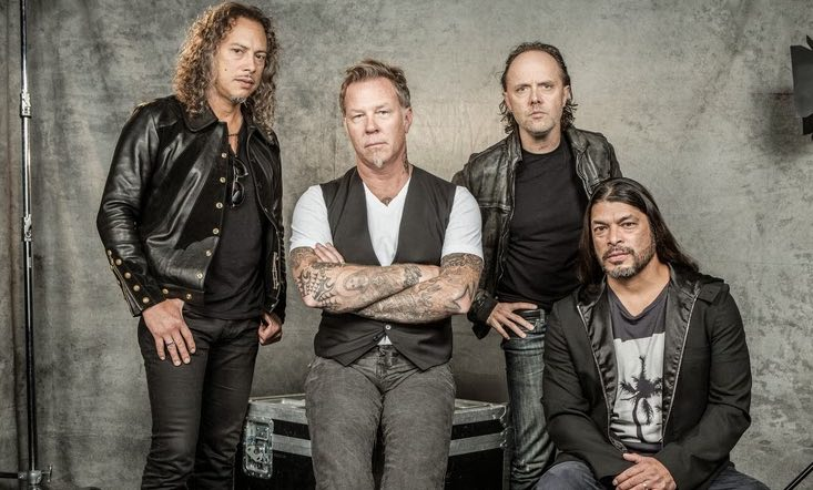 Metallica Accomplish Major Charting Feat | AlexRox com