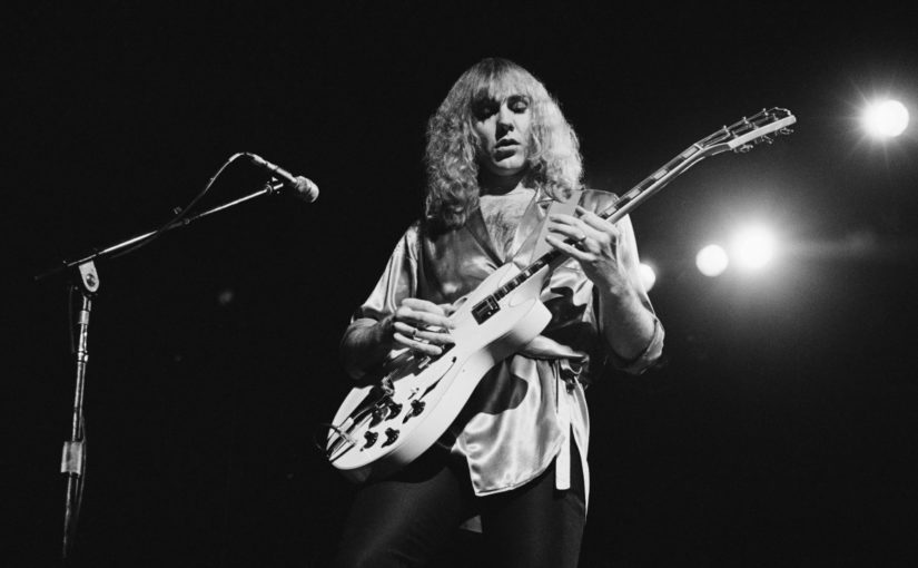 Alex Lifeson –  The Unsung Hero of Guitar